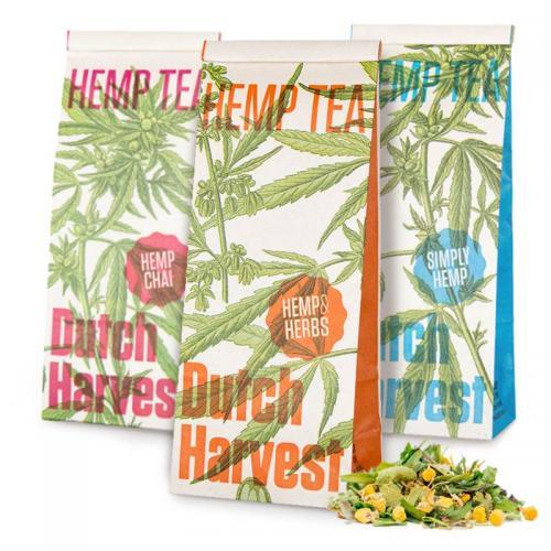 dutch harvest hennep thee