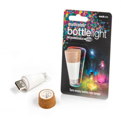 bottle light kleur multicolour