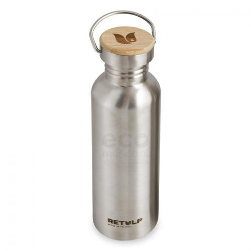 retulp urban bottle bamboe dop