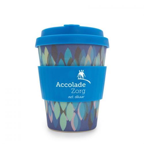 ecoffee cup met logo