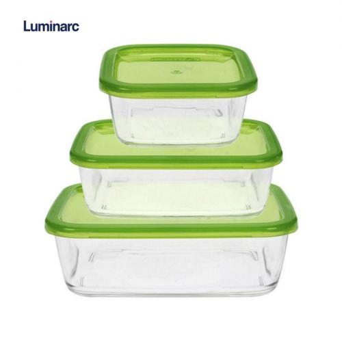 luminarc keep n box glazen vershouddozen