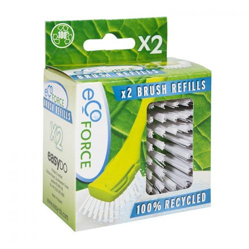 Ecoforce afwasborstelkop gerecycled