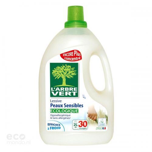 eco wasmiddel gevoelige huid
