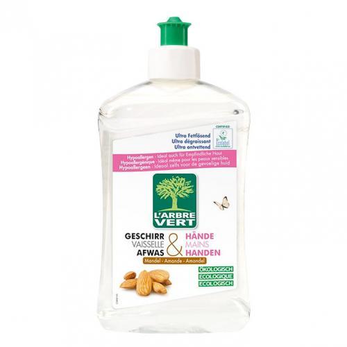 L'Arbre Vert Afwasmiddel Ecolabel