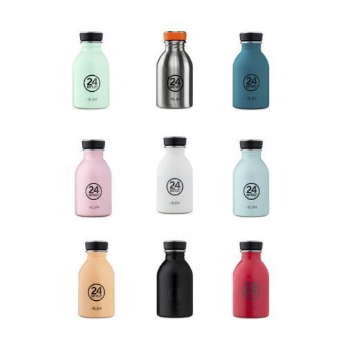 24 bottles urban bottle 250ml