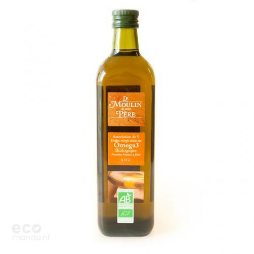 plantaardige omega 3 olie