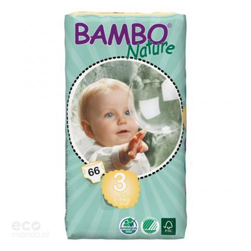 Bambo Luiers maat 3