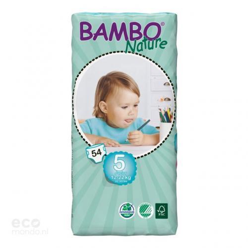 bambo luiers maat 5